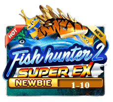 slotxo XOSLOT Fish Hunter 2 EX - Newbie slotxo กงล้อ