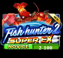 slotxo XOSLOT Fish Hunter 2 EX – Novice slotxo ฝาก ไม่มีขั้นต่ำ