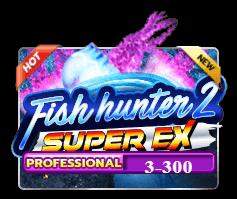 slotxo XOSLOT Fish Hunter 2 EX – Pro slotxo ฝาก 1 บาท ฟรี 50 บาท วอเลท