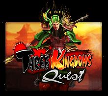4u slotxo - Three Kingdoms Quest